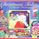New CHRISTMAS TALES: A FAMILY TREASURY Hardcover Book Classic Story Collection GIFT