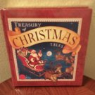 New TREASURY OF CHRISTMAS TALES Hardcover Book Classic Holiday Stories Collection GIFT