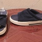 SNEAKER SANDALS Montego Bay Club Shoes 11M NAVY BLUE Athletic Slides