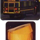 2 Inch Yellow School Bus Reflective Conspicuity Tape