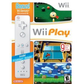 WIIPLAY WITH REMOTE