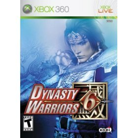 360 Dynasty Warriors 6