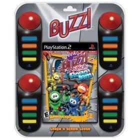 PS2 BUZZ Jr.- Robo Jam