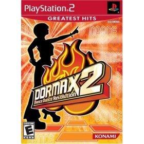 PS2 DDR Max 2 (Dance Dance Revolution)