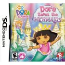 PS2 Dora the Explorer- Saves the Mermaids