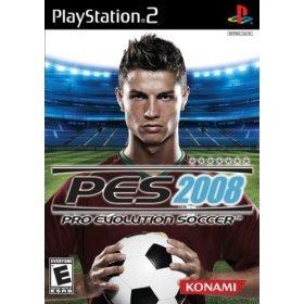 PS2 Pro-Evolution Soccer 2008
