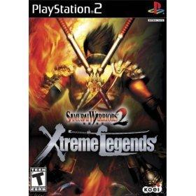 PS2 Samurai Warriors 2-Xtreme Legends