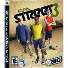PS3 FIFA Street 3