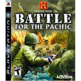PS3 History Channel- Battle for the Pacific