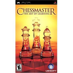 PSP Chessmaster The Art of Learning