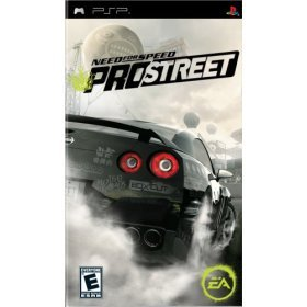 PSP Need for Speed- Prostreet