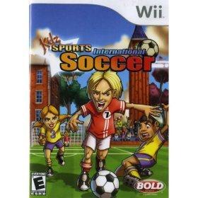W Kidz Sports International Soccer