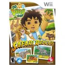 WII Go Diego Go -Safari Rescue