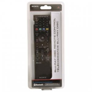 Sony PlayStation 3 Blu-ray Disc Remote