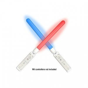 Wii Dual Pack Bright Saber Swords