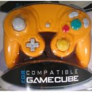 Gamecube Controller (Orange-spice)