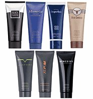 Avon Men's After Shave Conditioners - Black Suede