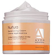Avon Solutions Nurtura Replenishing Cream 1.7 Fl Oz location24