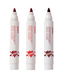 mark. Tattoo Kiss Superfaithful Lipcolor Naked Tattoo