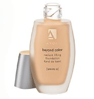Avon BEYOND COLOR Radiant Lifting Foundation SPF 12  - Cocoa (W) - Deep