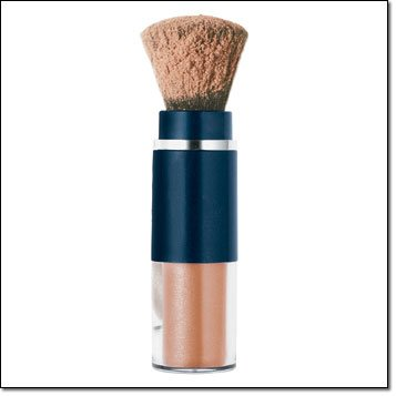 Shake 'N Shimmer Powder Brush - Sparkling Rose