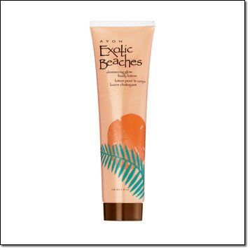 Exotic Beaches Shimmering Glow Body Lotion SALE - 4 Left