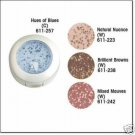 Avon COLOR CONFETTI Eyeshadow ~ Hues of Blue (C) ~ Discontinued Eye Shadow