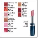 Avon MY LIP MIRACLE Lipcolor Lip stick Lipstick ~ Frozen Rose (C)(S)  Discontinued