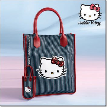 Hello Kitty Tote from Avon