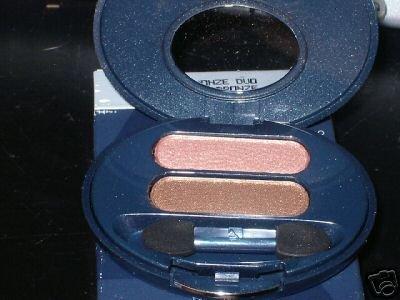 Avon True Color Eye Shadow Duo ~ Bronze Duo ~ Discontinued Eyeshadow