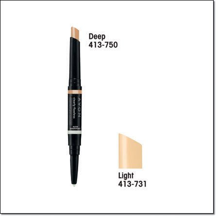 Avon Clearly Flawless Treatment and Concealer ~ Deep ~ Last One Discontinued