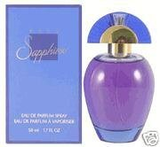 Avon RARE SAPPHIRES Eau de Parfum Perfume Spray ~ Full Size ~ NIB ~ Discontinued location6