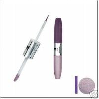 Avon Shimmer Shadow and Liner Duo ~ Grapes ~ Discontinued Eyeshadow