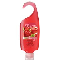Avon Naturals Shower Gel ~ Strawberry & Guava Lot of Two Gift w Purchase