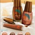 Avon GLAZEWEAR Liquid Lip Color Lip Gloss Lipgloss ~ Tan ~  Bronzer Collection  ~ Discontinued HTF