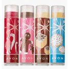 Avon Lip Balm Balms Lipgloss Gloss Festive Treats Candy Cane Party Favors