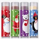 Avon Lip BALM Balms Lipgloss Gloss Holiday Snowman CANDY CANE Party Favors location13