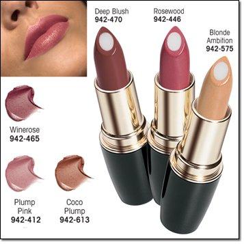 Avon ULTRA COLOR RICH EXTRA PLUMP LIPSTICK ~ Deep Blush ~ Discontinued Lip Stick
