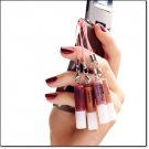 Avon COLOR TREND Lip Gloss Cell Phone Charm ~ Sunset ~ Discontinued Lipgloss location5