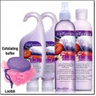 Avon 5 PIECE Naturals Sugar Plum And Vanilla Gift Set location112