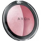 Avon Satin Deluxe Blush Bronzing Duo Discontinued loc29
