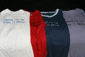 Full case of shirts