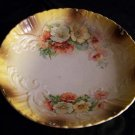 Vintage Flower Plate - East Liverpool Potteries Co.