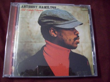 AIN'T NOBODY WORRYIN' by Anthony Hamilton 2005 Arista Records BMG Direct