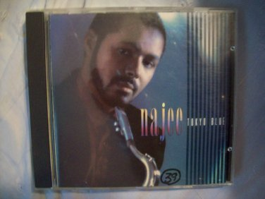 TOKYO BLUE by NAJEE 1990 EMI Records Manufactured by Columbia House