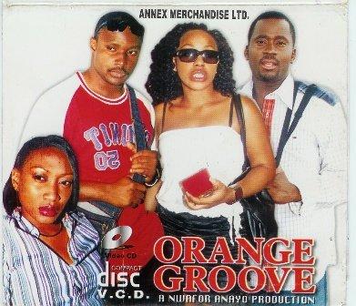 Orange groove