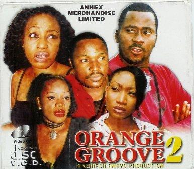 Orange groove 2