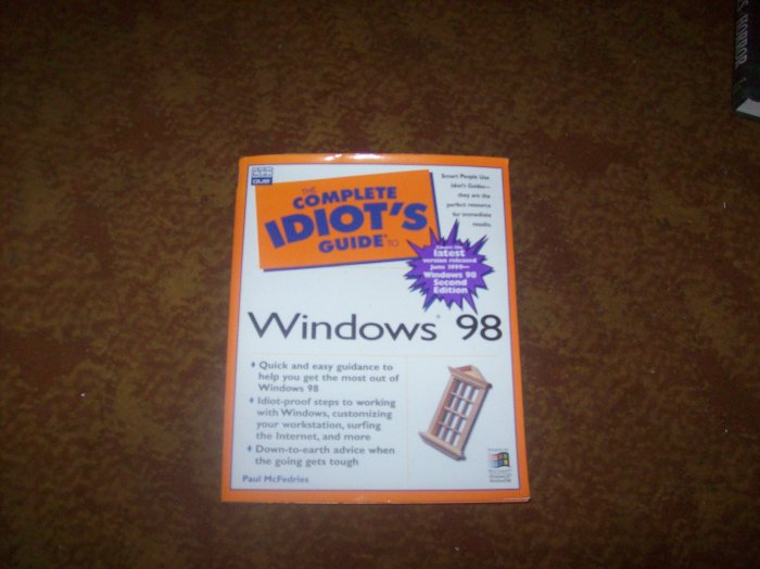 Complete Guide to Idiots Window's 98