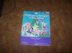 Walt Disney A Christmas Adventure Disneyland Music