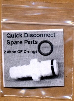 Repair Kit, Valkyrie, for Red Eye's Disconnect - Viton-GF.  GL1500C GL1500CD GL1500CT GL1500CF